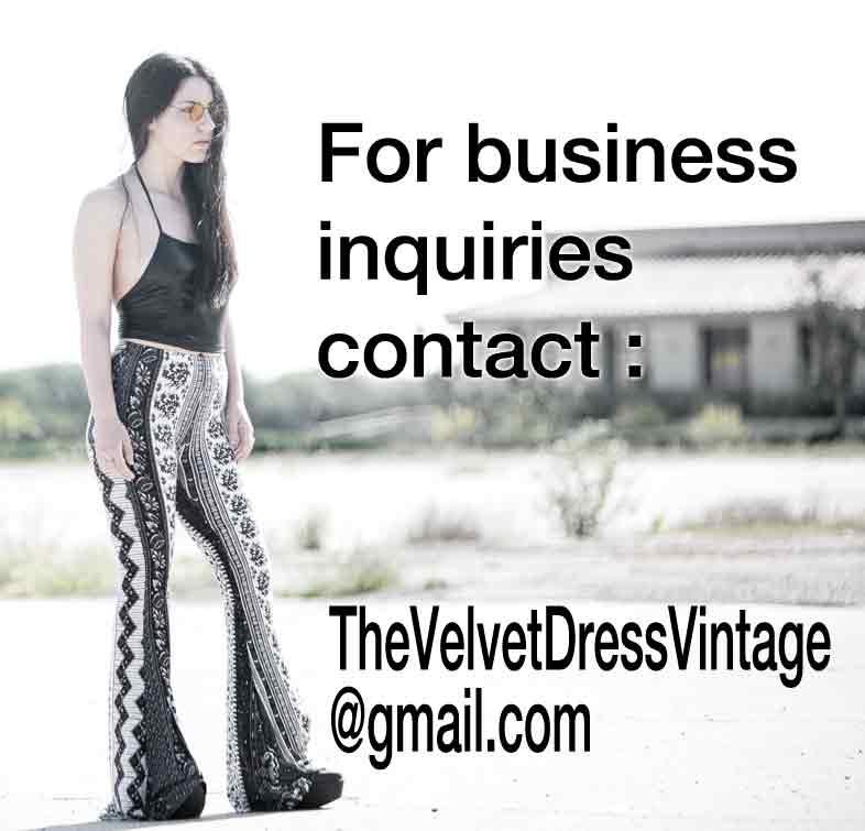 Contact The Velvet Dress