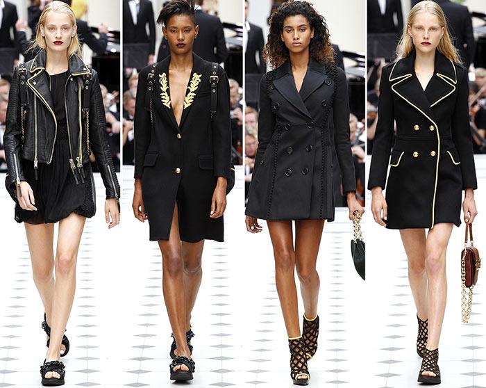 Burberry Prorsum spring summer 2016 collection London Fashion Week3 zpspntc298x Fashion Month Favorite Designers 2015
