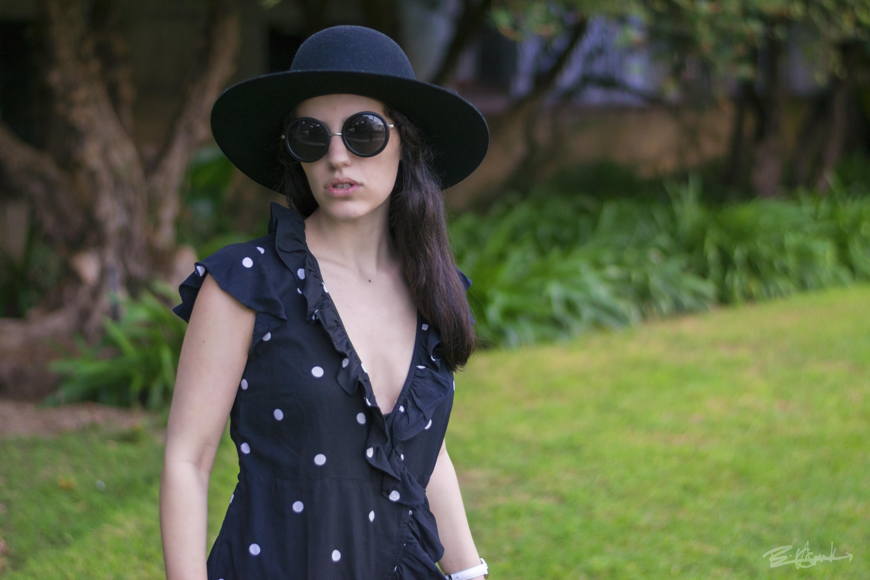 Velvet Dress DSC 1003 Trend Talk: Ruffles