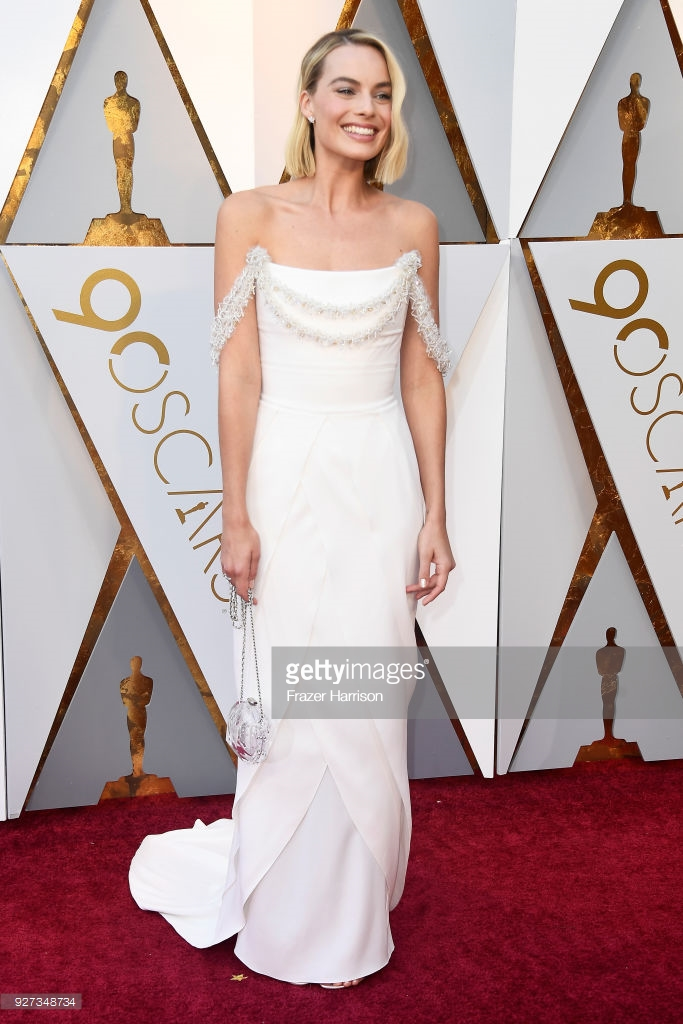 margot robbie attends the 90th annual academy awards at hollywood picture id927348734 Best Dressed: Oscars 2018